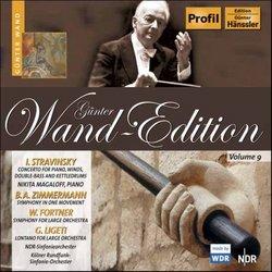 Günter Wand Edition, Vol. 9