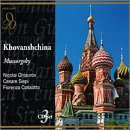 Mussorgsky - Khovanshchina / Ghiaurov · Ciepi · Cossotto