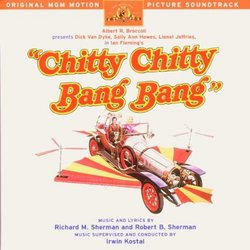 Chitty Chitty Bang Bang: Original MGM Motion Picture Soundtrack [Enhanced CD]