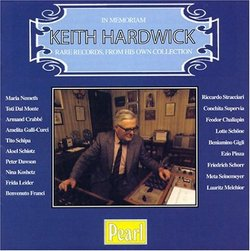 Keith Hardwick in Memoriam