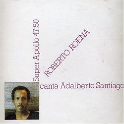 Super Apollo 47:50 :Roberto Roena Canta Adalberto Santiago