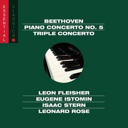 Beethoven Piano Concerto No. 5 Triple Concertos - Essential Classics