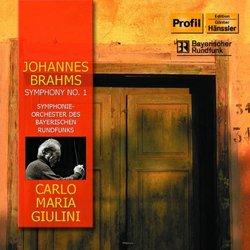 Johannes Brahms: Symphony No. 1