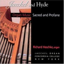 Organ Music Sacred and Profane