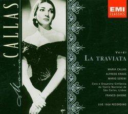 Verdi: La Traviata (Complete opera); Maria Callas; Alfredo Kraus