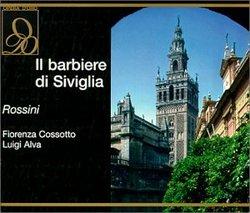 Rossini - Il Barbiere di Siviglia / Cossotto · Alva · Ghiaurov · Bruscantini · Santini