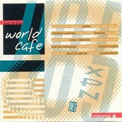 Live at the World Cafe, Volume 8