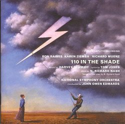 110 in the Shade (1999 Studio Cast)