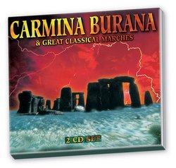 Carmina Burana & Great Classical Marches (Box Set)
