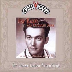 A.K.A. Roosevelt Jones: Crazy Cajun Recordings 2