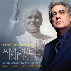 Amore Infinito: Songs inspired by the Poetry of John Paul II (Karol Wojtyla)