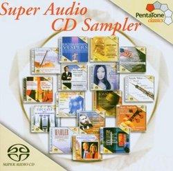 Super Audio CD Sampler [Hybrid SACD]
