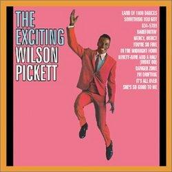 Exciting Wilson Pickett