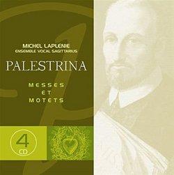 Palestrina : Oeuvres Sacrees - Laplenie