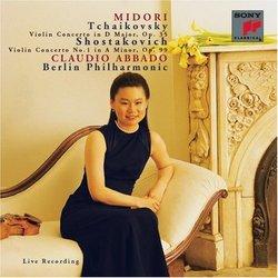 Violin Concerto in D Major / Violin Concerto 1