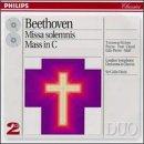 Beethoven: Missa Solemnis; Mass In C