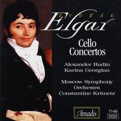 Dvorak - Elgar: Cello Concertos
