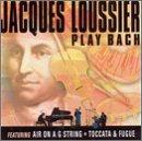Plays Johan Sebastian Bach