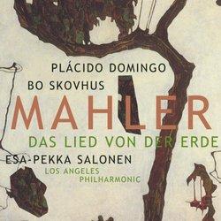 Mahler: Das Lied von der Erde / Salonen, Domingo, Skovhus