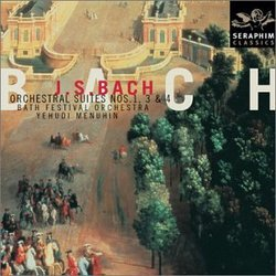 Bach: Orchestral Suites Nos. 1, 3 and 4