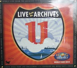 KFOG Live from the Archives Volume 11 (KFOG 104.5/97.7)