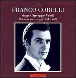 Sings Verdi: Historical Recordings 1954-65