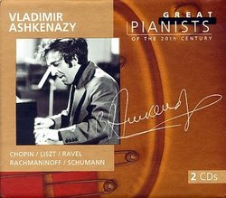 Great Pianists of the 20th Century - Vladimir Ashkenazy