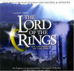 Music From Lord of Ring
