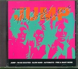 Jump the Best of Pointer Sisters