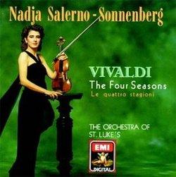 Nadja Salerno-Sonnenberg ~ Vivaldi - The Four Seasons