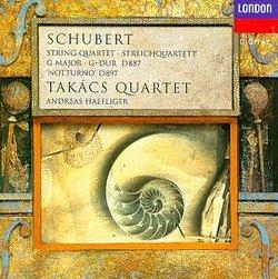 String Quartet in G Major / Pirno Trio, D 897