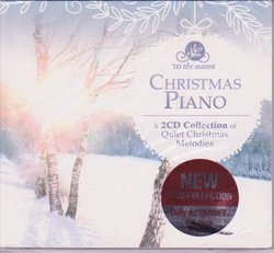'Tis the Season: Christmas Piano, a 2 CD Collection of Quiet Christmas Melodies [Target]