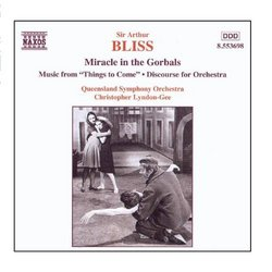 Bliss: Miracle In The Gorbals, Things To Come, Discourse / Lyndon-Gee, Queensland SO