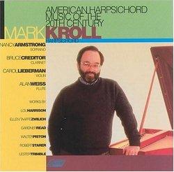 American Harpsichord Music of the 20th Century