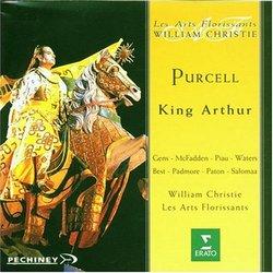 Purcell - King Arthur / Gens, McFadden, Piau, S. Waters, J. Best, Padmore, Paton, Salomaa, Les Arts Florissants, Christie