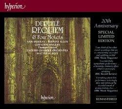 Requiem Op 9 / 4 Motets Op 10