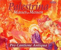 Palestrina: Masses (Box Set)