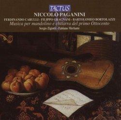 Musica per mandolino e chitarra del primo Ottocento
