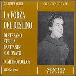 Forza Del Destino (Vienna 1960)