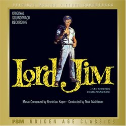 Lord Jim [Original Motion Picture Soundtrack]