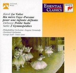 Mother Goose / La Valse / Pavane
