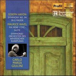 Joseph Haydn: Symphony No. 94; Maurice Ravel: Ma Mère L'Oye Suite