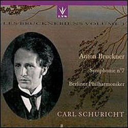 Bruckner: Symphony No. 7 (Les Bruckneriens, Volume 1)