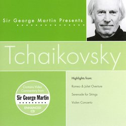 Sir George Martin Presents Tchaikovsky