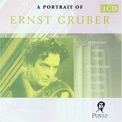 A Portrait of Ernst Gruber