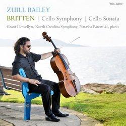 Britten: Cello Symphony & Sonata
