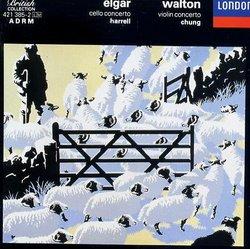 Elgar Cello Concerto / Walton Violin Concerto
