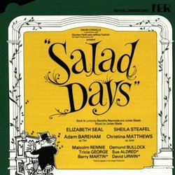 Salad Days [Revival London Cast]