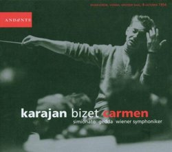 Karajan Conducts Carmen