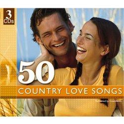 50 Country Love Songs (Dig)